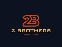 2 Brothers Logo