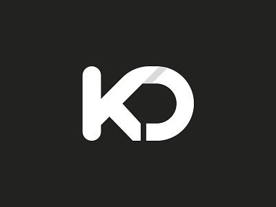 KD Logo Concept! typography concept personal branding kd brand identity branding logo design logo