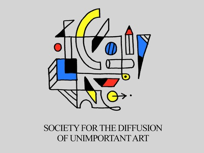 Society for the Diffusion of Unimportant Art