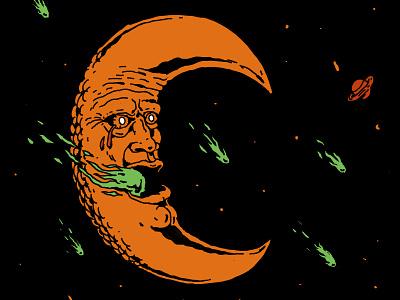 Moon moon landing