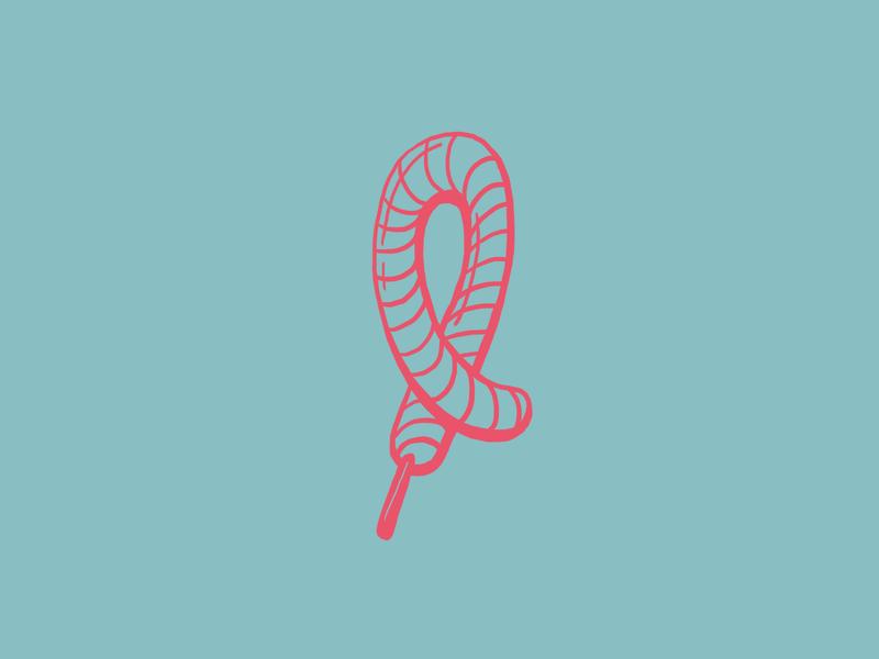 "Letter ""L"" 3 typography minimal lettertype illustration flat design"