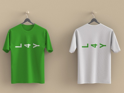 Learning for Youth (L4Y) on T-shirt