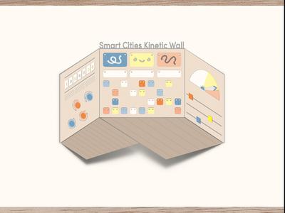 Kinetic Wall Installation