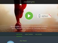 Sportizingme web