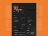 Learn UI Poster