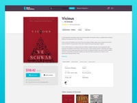 Book Depository - Product View