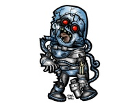 Zombie Mr Freeze