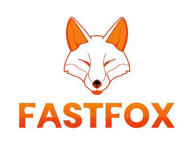 Fastfox artist fastfox fox foxes fox illustration fox logo gravit gravit designer artworkforsale artwork typography logo design art design art work vector illustration icon branding logo ui