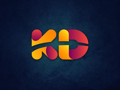 Kapil Dev logo logo design art work illustration