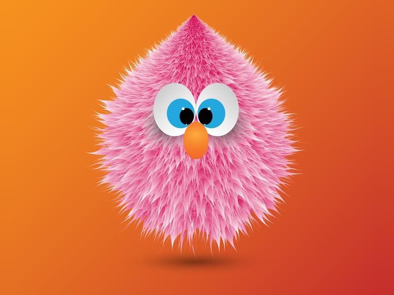 Angry Bird designing design ux art design vector art work illustration