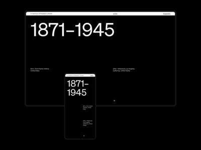 Theodore Dreiser Website