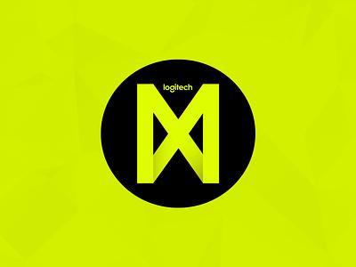 Logitech MX Master brand design brand technology revamp redesign rebound ideas logitech mx mx logitech identity branding identity icon typography logo branding