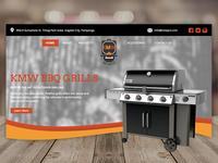 Kmw BBQ Grills