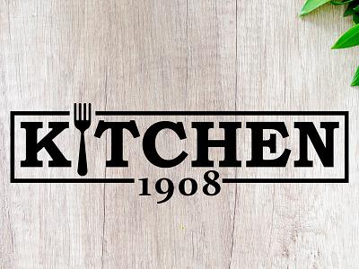 Kitchen 1908 showcase ui landing page hero image webdevelopment webdesign illustrator photoshop skech product vector branding food kitchen mockup icon illustration typography logo design