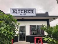Kitchen 1908