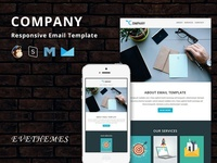 Company - Responsive Email Template