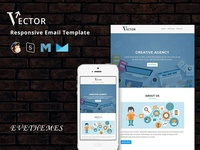 Vector - Responsive Email Template