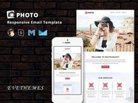 Photo - Responsive Email Template