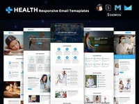Health - Responsive Email Templates