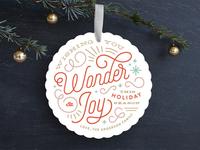 Wonder & Joy