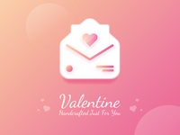 Valentines Mail Graphic