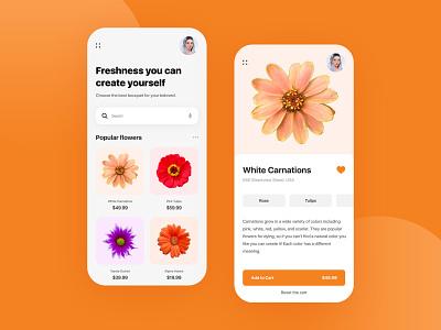 Flowers App online flower app flowershop delivery app store app ecommerce store flowers app flower app flower flowers