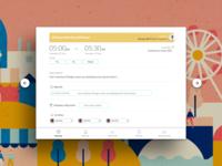 Calendar Invite Overview iPad