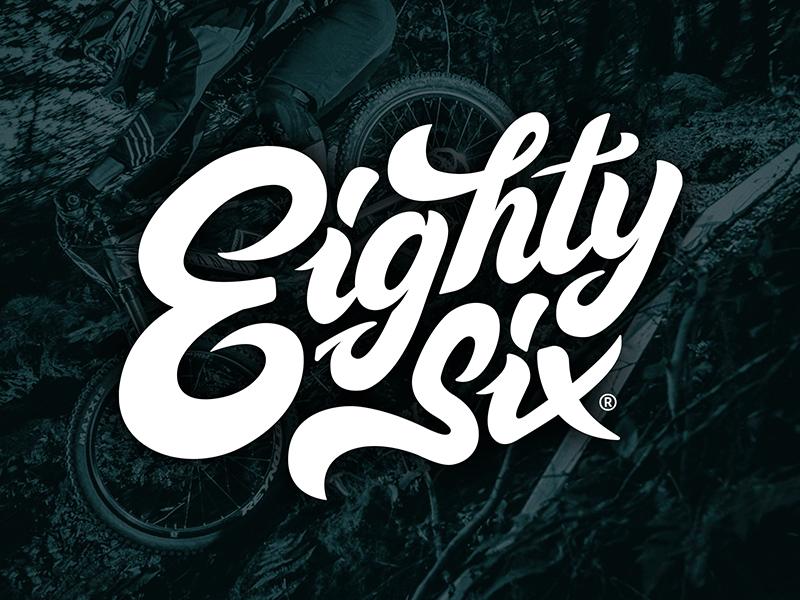 Eighty Six logo