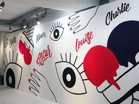 Bibiche - L'imprimerie Pop Up Store