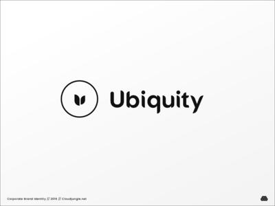 Ubiquity // Corporate Brand Identity