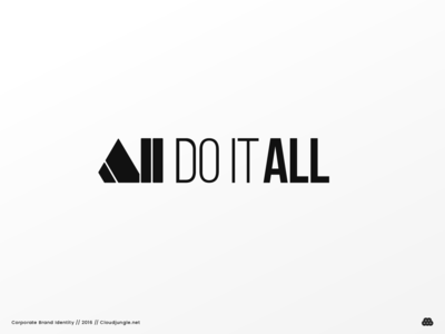Do It All // Corporate Brand Identity