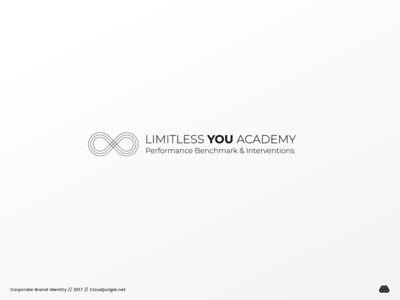 Limitless You // Corporate Brand Identity