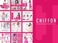 Chiffon – Instagram Promotion