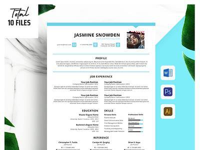 Letterhead For Cover Letter from cdn.dribbble.com