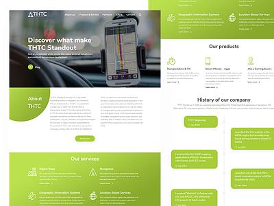 Web App Navigation green navigation ios apps appsdesign webdesign website uidesign uxdesign ux ui