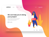 #Exploration Jalikeh. header section