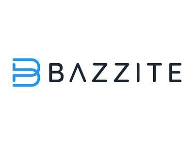 Bazzite Logotype bazzite branding logo marquez