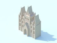 Building - 3D