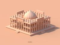 Makli - Monument