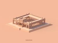 Darbar Mahal Baradari