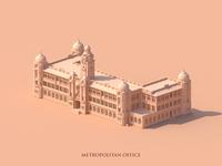 Metropolitan Office Karachi