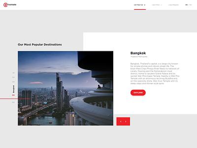 Drivemate web design typography ux branding ui design minimal