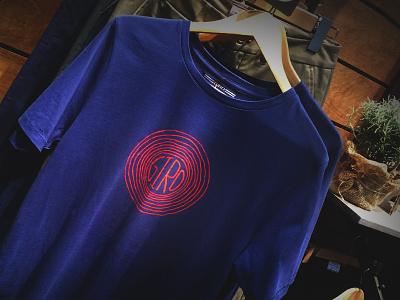 2016 T Shirt Graphics santa cruz blue orange hand drawn ski cycling snowboard bike redwood tree tshirt apparel t-shirt