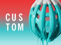 Custom Giro Helmet Campaign