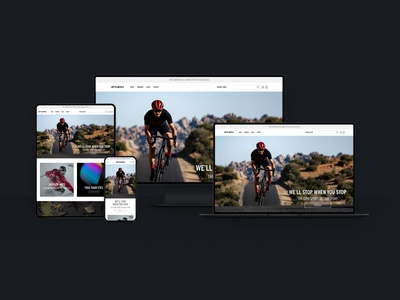 Giro Homepage santa cruz helmet goggle video modern clean grid ski news gothic ux ui snowboarding snow bike cycling design website responsive giro