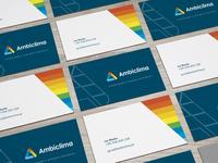 Ambiclima - business card