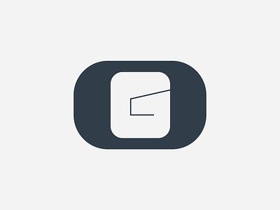 OG idenity branding monogram vector minimal og construction logo design adobe illustrator