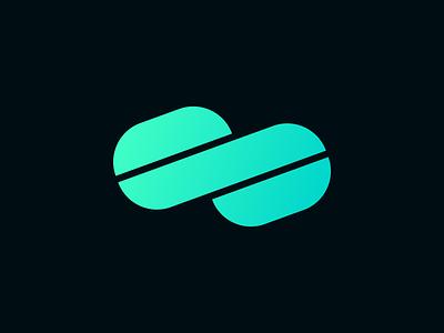 Session Final Concept symbol s infinite fitness app fitness vector illustrator brand minimal branding logo adobe design