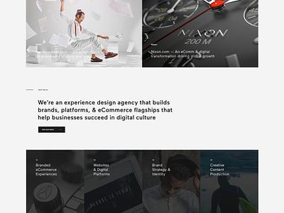 Basic Site Updates uxui agency site website design