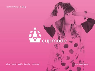 Fashion Blog - Cupmode on Dribbble design dribbble up make tutorial outfit travel brand blog fashion